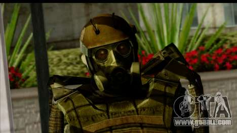 Monolith Exoskeleton for GTA San Andreas third screenshot
