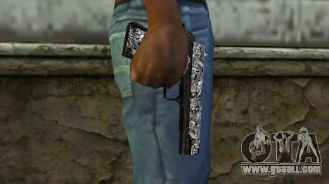 New Gun v1 for GTA San Andreas third screenshot