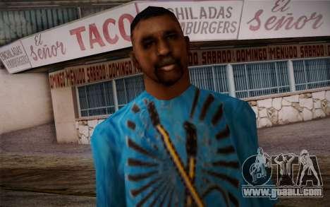 Ginos Ped 7 for GTA San Andreas third screenshot