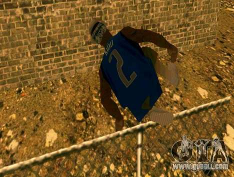 New animations for GTA San Andreas forth screenshot