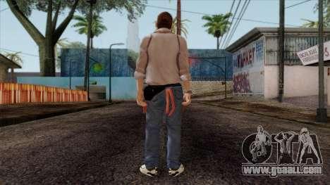 GTA 4 Skin 13 for GTA San Andreas second screenshot