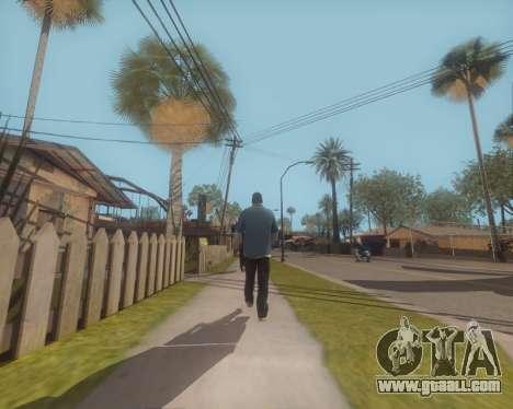 GTA 5 ENB for GTA San Andreas third screenshot