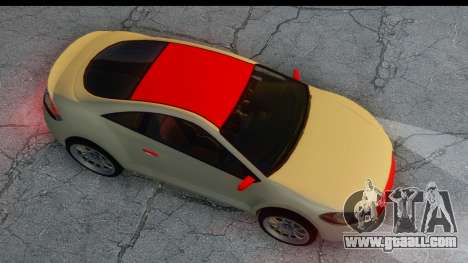 GTA 5 Maibatsu Penumbra for GTA San Andreas right view
