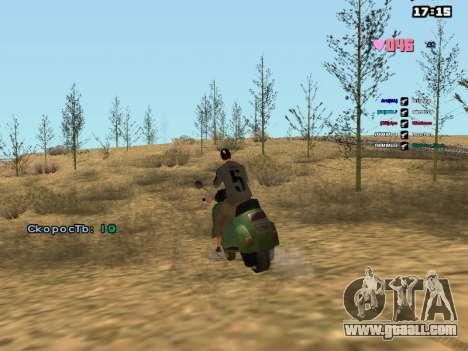 SAMP Fixer for GTA San Andreas forth screenshot