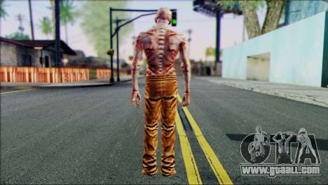 Outlast Skin 4 for GTA San Andreas second screenshot