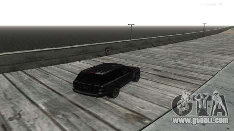 ENB and ColorMod for medium and weak PC for GTA San Andreas third screenshot