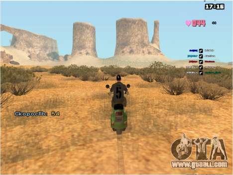 SAMP Fixer for GTA San Andreas second screenshot