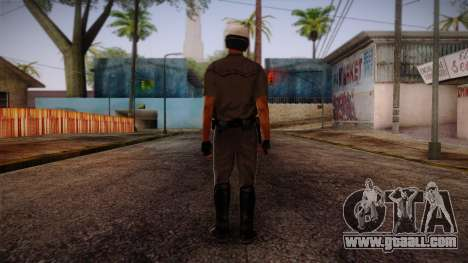 GTA San Andreas Beta Skin 10 for GTA San Andreas second screenshot