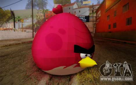 Big Brother from Angry Birds for GTA San Andreas