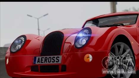 Morgan AeroSS 2013 v1.0 for GTA San Andreas right view