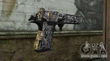 New Gun v2 for GTA San Andreas second screenshot