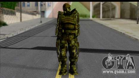 Monolith Exoskeleton for GTA San Andreas
