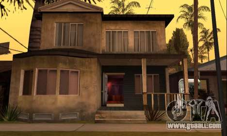 New OG Lock House for GTA San Andreas