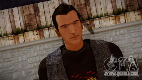 Gedimas Jamal Skin HD for GTA San Andreas third screenshot