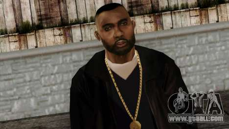 GTA 4 Skin 2 for GTA San Andreas third screenshot