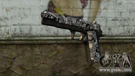 New Gun v1 for GTA San Andreas