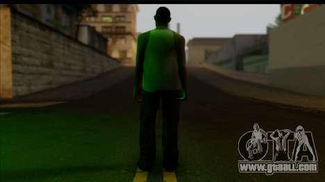 GTA San Andreas Beta Skin 8 for GTA San Andreas second screenshot