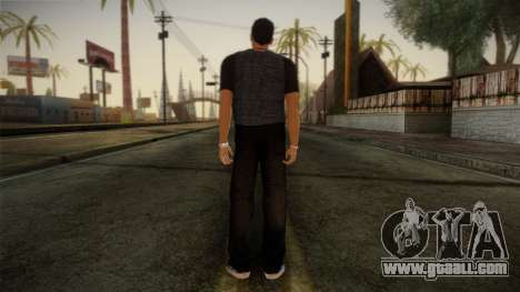 Gedimas Jamal Skin HD for GTA San Andreas second screenshot