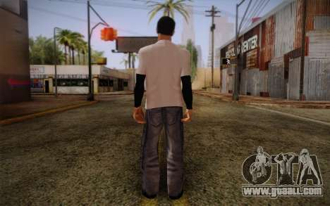 Ginos Ped 20 for GTA San Andreas second screenshot