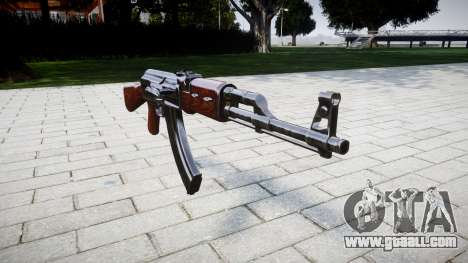 The AK-47 Stock for GTA 4