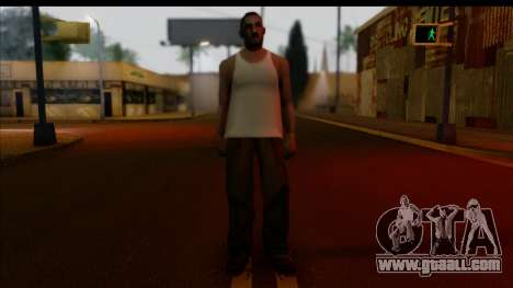 GTA San Andreas Beta Skin 8 for GTA San Andreas