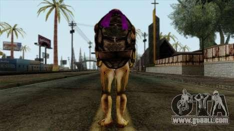 Don (Ninja Turtles) for GTA San Andreas second screenshot