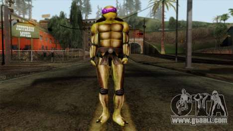 Don (Ninja Turtles) for GTA San Andreas