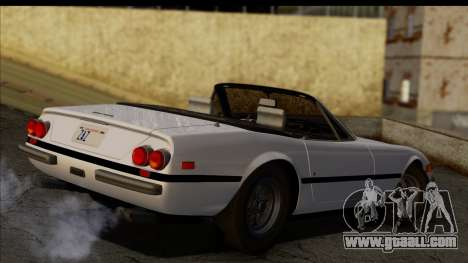 Ferrari 365 GTS4 Daytona (US-spec) 1971 for GTA San Andreas left view