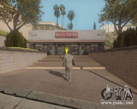 GTA 5 ENB for GTA San Andreas