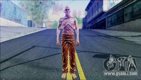 Outlast Skin 4 for GTA San Andreas