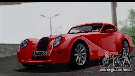 Morgan AeroSS 2013 v1.0 for GTA San Andreas