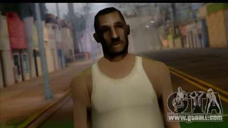 GTA San Andreas Beta Skin 8 for GTA San Andreas third screenshot