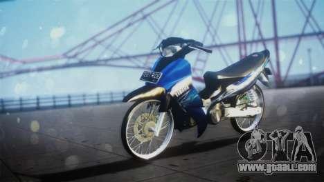 Yamaha Jupiter Z Burhan for GTA San Andreas