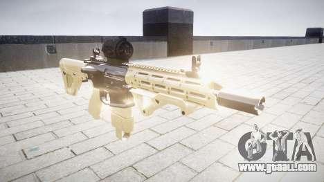 Rifle AR-15 CQB target aimpoint for GTA 4