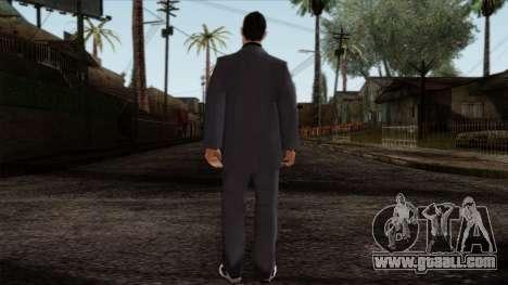 LCN Skin 4 for GTA San Andreas second screenshot