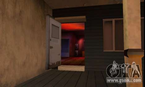 New OG Lock House for GTA San Andreas second screenshot