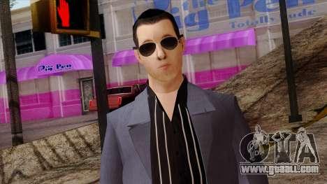 LCN Skin 4 for GTA San Andreas third screenshot