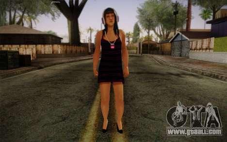 Ginos Ped 3 for GTA San Andreas