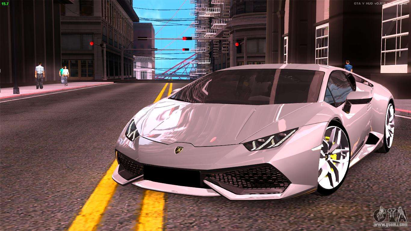 forza silver enb series for low pc for gta san andreas