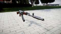 The AK-47 Muzzle brake