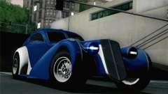 GTA V Truffade Z-Type [HQLM]