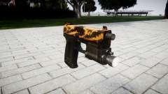 Gun HK USP 45 tiger