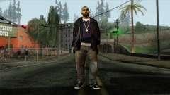 GTA 4 Skin 2 for GTA San Andreas