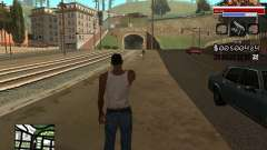CLEO HUD for SA:MP - RP for GTA San Andreas