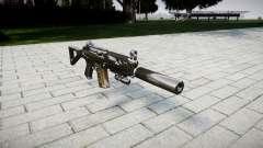 Machine SIG SG 552 silencer