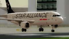 Airbus A320-200 Air India (Star Alliance Livery)