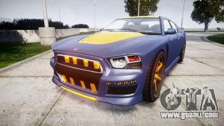 GTA V Bravado Buffalo Halloween Special for GTA 4