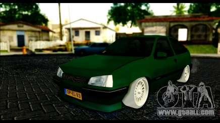Opel Kadett E 1991 for GTA San Andreas