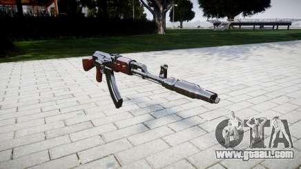 The AK-47 Muzzle brake for GTA 4