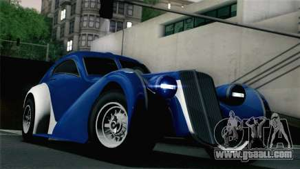 GTA V Truffade Z-Type [HQLM] for GTA San Andreas